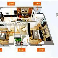 Bán chung cư cao cấp giá chỉ từ 1,5 tỷ ngay tại trung tâm quận Long Biên