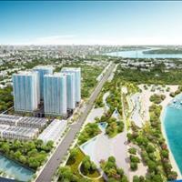 Căn hộ Q7 Sài Gòn Riverside tại trung tâm Quận 7 cách Quận 1 15 phút di chuyển giá 2,15 tỷ/2PN