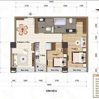 Chỉ 55tr/m2 để sở hữu căn hộ mặt tiền đường Lê Văn Sỹ Quận 3, cách ngã tư Trần Quang Diệu Lê Văn Sỹ