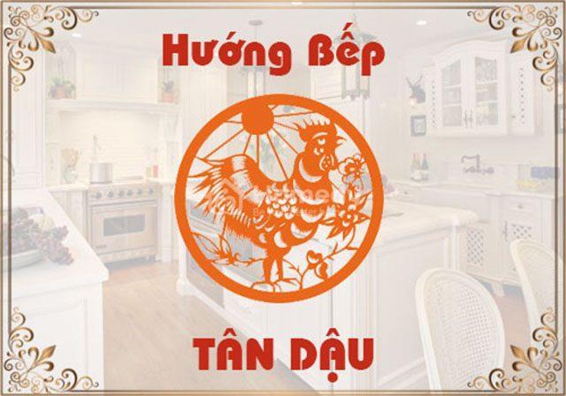 Phong thủy phòng bếp cho người sinh năm 1981 Tân Dậu