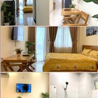 Cho thuê căn hộ 40m2 có ban công, phòng rộng - Giá tốt tại chợ Nguyễn Văn Trỗi, Quận 3
