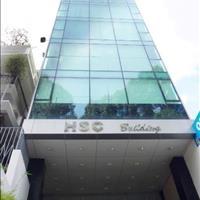 Cần bán tòa nhà văn phòng tại phố Hoàng Cầu, diện tích 76m2, 9 tầng, giá 26.5 tỷ