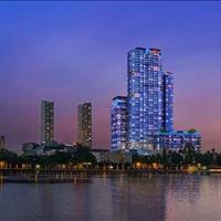 Căn hộ 4 phòng ngủ giá tốt Gateway Thảo Điền 143m2, nội thất cơ bản, view sông, bán giá 15 tỷ