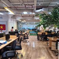 Văn phòng Nguyễn Hoàng 230m2 thông sàn, chính chủ cho thuê