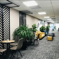 Cho thuê văn phòng đầy đủ nội thất tầng 11 tòa Việt Á-Duy Tân, DT 11-20-30-45-100m2, giá từ 7 triệu