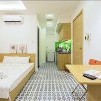 Căn hộ mới xây, bếp riêng biệt 27m2, máy giặt riêng, Hoàng Văn Thụ, khuyến mại khủng - 6.5tr/tháng