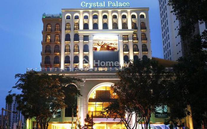 Trung tâm hội nghị tiệc cưới Crystal Palace tại Phú Mỹ Hưng, Quận 7
