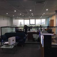 Tòa nhà mặt phố Lê Đức Thọ cho thuê sàn 215m2 phù hợp văn phòng, hội thảo, showroom