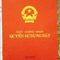 Bán gấp lô đất 172m2 đất thổ cư gần Uỷ ban Nhân dân xã Hòa Thạch - Hà Nội giá thỏa thuận