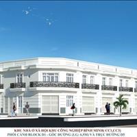 Bán nhà hoàn thiện mặt phố Quốc lộ 1A giá rẻ cho người thu nhập thấp