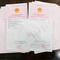 Chỉ 936tr sở hữu ngay đất nền sổ đỏ 4 mặt tiền trung tâm TP Dĩ An, Bình Dương