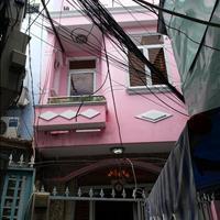 Bán nhà sổ hồng riêng, hỗ trợ vay ngân hàng 3,2 x 11m, 1 trệt, 2 lầu, 4 phòng ngủ, quận 7