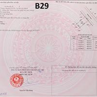 Bán đất quận Củ Chi - TP Hồ Chí Minh giá 850 triệu