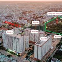 Giữ chỗ block B2 căn hộ Green Town Bình Tân đã xong móng hầm, block B3 đang bàn giao cho cư dân