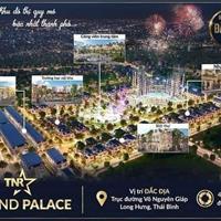 Nhà phố mặt đường liên tỉnh Long Hưng - TP. Thái Bình, giá đầu tư