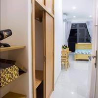Phòng studio gia đình sang trọng, full nội thất, ban công riêng, trung tâm Gò Vấp