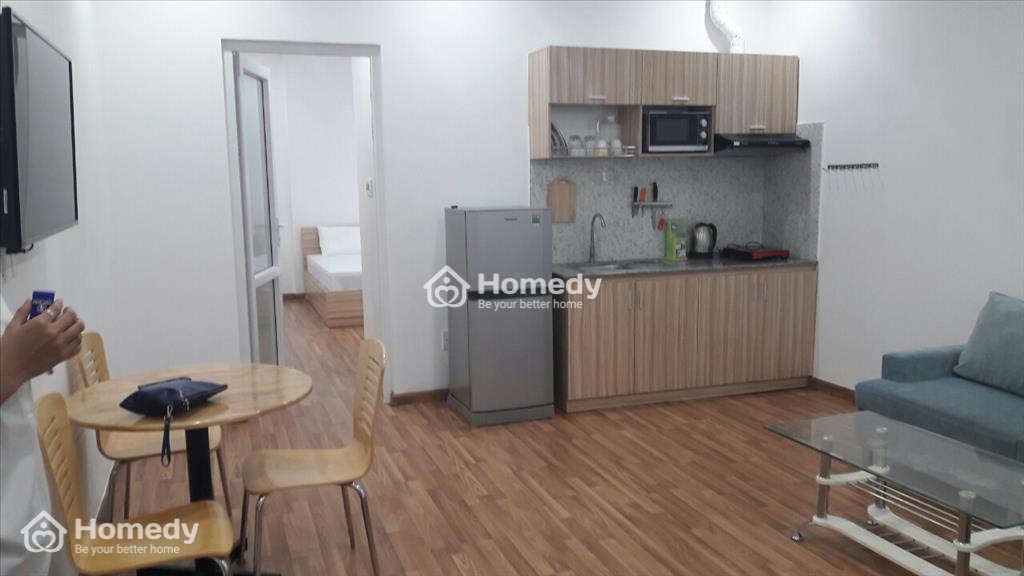 Thuê chung cư mini giá rẻ