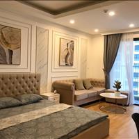 Không gian Vintage trong căn hộ Studio giá phải chăng nhất Vinhomes Green Bay, 6,5 triệu/tháng