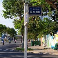Bán lô đất diện tích lớn 242m2 mặt tiền đường Hà Thị Thân, gần ngay Cầu Rồng