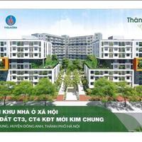 Tư vấn tiếp nhận hồ sơ nhà ở xã hội CT3 CT4 Kim Chung quận Đông Anh - Hà Nội giá 13.21 triệu/m2