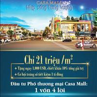Casa Mall Bình Chuẩn - Nhìn xa một chút - Tiền về một khúc