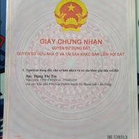 Cần bán gấp đất khu phố 8 thị trấn Đạ M'ri, huyện Đại Huoai, tỉnh Lâm Đồng, giá đầu tư