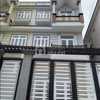 Bán nhà sổ hồng riêng, hỗ trợ vay bank 5,3 x 16m, 2 lầu, 4 phòng ngủ, Lê Văn Lương, Nhà Bè