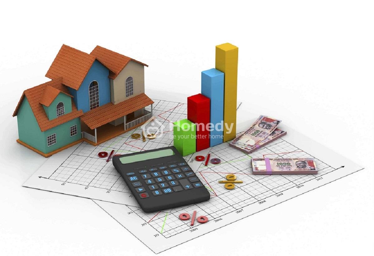 Chuẩn bị trước khoản tiết kiệm bằng ít nhất 30% giá trị căn nhà