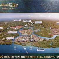 Shophouse Aqua City khu đô thị sinh thái thông minh phía Đông HCM, đợt đầu thanh toán 1% mỗi tháng