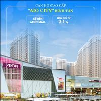 Hot chỉ với 2,1 tỷ sở hữu ngay căn hộ AIO City kế bên Aeon Mall Bình Tân giá tốt nhất sổ hồng riêng