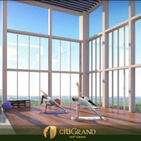Cơ hội có 1-0-2 sở hữu căn hộ cao trần Citigrand 5,4m ngay TT Quận2- Giá chỉ  3,1tỷ,số lượng có hạn