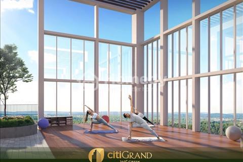 Cơ hội có 1-0-2 sở hữu CH cao trần Citigrand 5,4m ngay TT Quận 2, giá chỉ  3,1 tỷ, số lượng có hạn