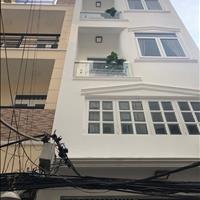 Nhà đẹp rẻ 4 x 16m 1 trệt 4 lầu trung tâm Quận 1, Sài Gòn 13.7 tỷ