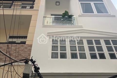 Nhà đẹp rẻ 4 x 16m 1 trệt 4 lầu trung tâm Quận 1, Sài Gòn 13.9 tỷ