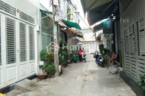 Bán nhà hẻm xe hơi đường Nguyễn Nghiêm, diện tích 45m2 giá chỉ 3.72 tỷ thương lượng