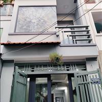 Nhà lầu ở Nguyễn Văn Quá cần bán gấp 1,45 tỷ gần nhà hàng Đông Phương, Quận 12, 4x14m, SHR