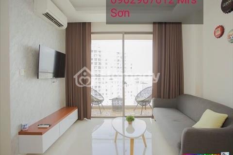 Cho thuê căn hộ cao cấp Masteri Millennium 2 phòng ngủ Quận 4 - TP Hồ Chí Minh giá 17 triệu