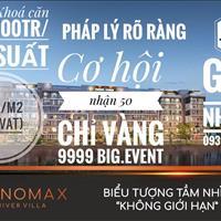 Bán căn hộ Panomax River Villa Quận 7 - TP Hồ Chí Minh giá 5.30 tỷ