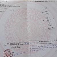 Cần bán lô đất mặt tiền QL 22 xã An Thạnh, Bến Cầu, Tây Ninh, giá đầu tư