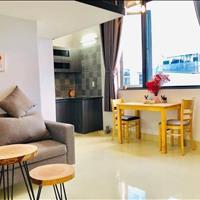 Căn hộ quận Tân Phú có gác 35m2 full nội thất