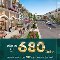 Nhà phố 6x19.5m phân khu River Park 1 - Aqua City Novaland, giá 7,1 tỷ, chiết khấu 3% - 11% NT 1 tỷ