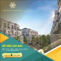 Bán nhà biệt thự, liền kề Hạ Long - Quảng Ninh giá 7.90 tỷ