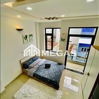 Cho thuê căn hộ dịch vụ quận Quận 10 -  Full nội thất, cửa sổ, ban công thoáng mát, mới xây