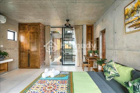 Cho thuê villa 4 phòng ngủ hồ bơi siêu đẹp sát biển Mỹ Khê