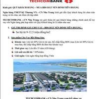 10 lô cuối trên đường vàng Đinh Tiên Hoàng quy hoạch 40m ven biển Bãi Dài Cam Ranh, đất ở đô thị