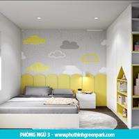 Bán căn hộ chung cư Phú Thịnh Green Park, đăng ký tham quan nhà mẫu
