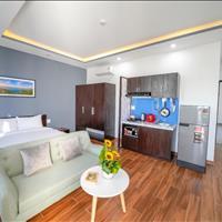 Căn hộ studio cho thuê, mới, đầy đủ nội thất, tiện nghi, giá rẻ