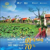 Nghỉ dưỡng an lành tại Vườn Vua resort và villas