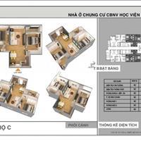 Bán căn hộ chung cư Viện 103, Hà Đông, Hà Nội