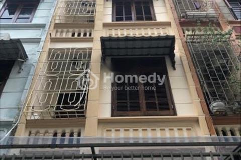 Cho thuê nhà ngõ Thái Hà, 40m2 x 3.5 tầng, mặt tiền 3.5m, giá 13 triệu